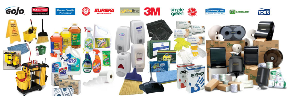Sanitary Maintenance Supplies